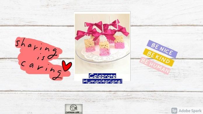 Celebrate International Humanitarian Day with Carousel Bakery