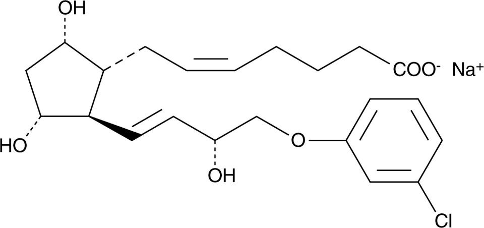 CGMP (+)-Cloprostenol (sodium salt) (CAS 62561-03-9
