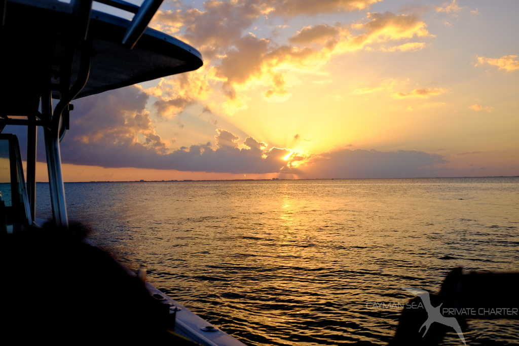 sunset cruise sunset in grand cayman