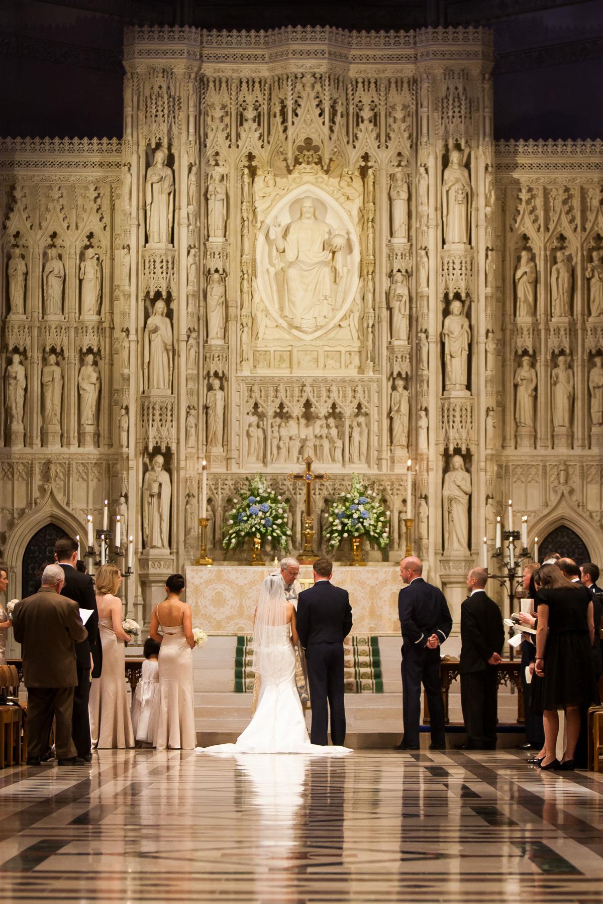 Xavi And Mark S National Cathedral Wedding Washington Dc