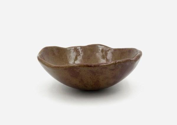 Bowl a Mano Liso. Verde Oscuro. (S)