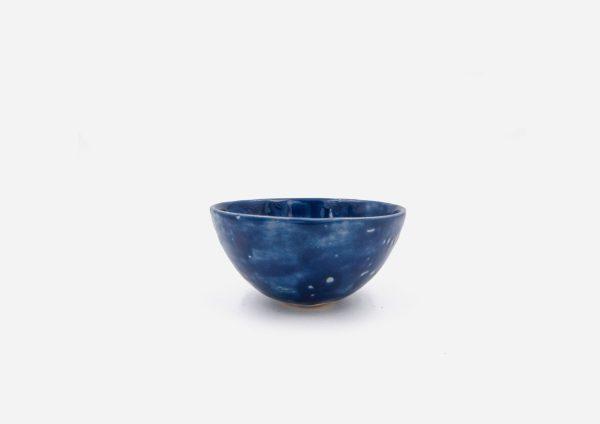 Bowl Con Molde. Azul Cobalto. (Xs)