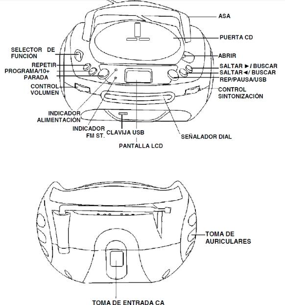 Micro Cadena Brigmton W-412