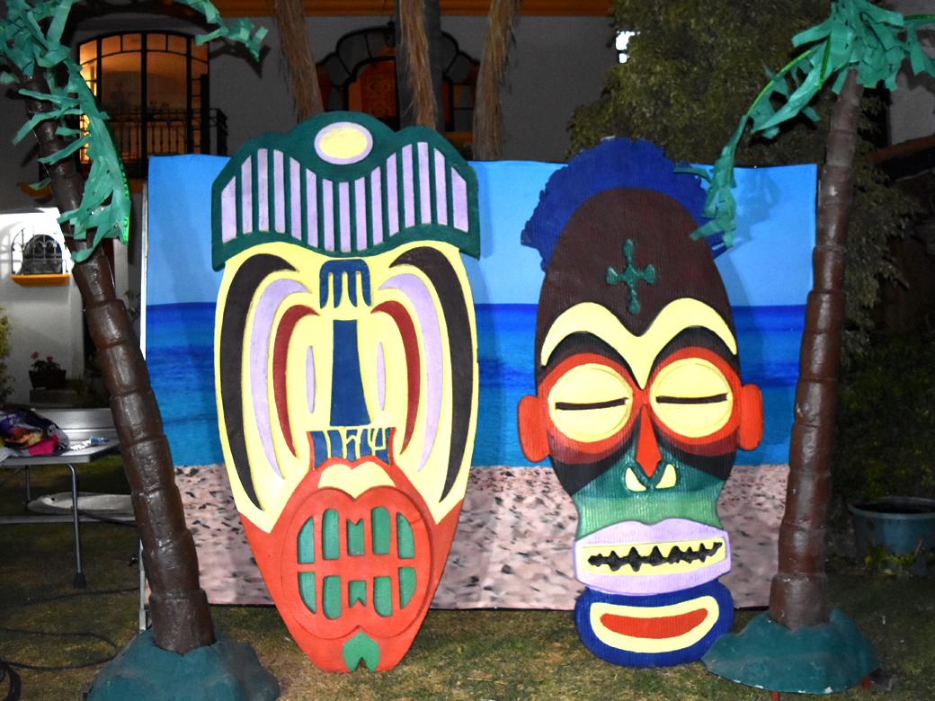 Fiestas Temticas en Guadalajara  Cazafiestas  Luz y