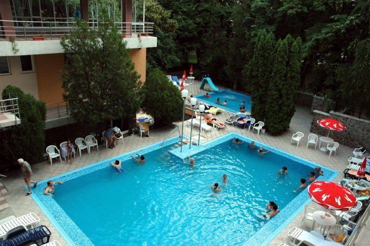 Hotel Termal Baile Felix Bihor  Accommodation offer conditiones images prices Termal