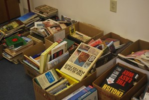 BOOK DONATION DEADLINE