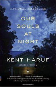 POSTPONED: Open Afternoon Book Club (Our Souls at Night by Kent Haruf)