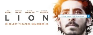 Movie: Lion