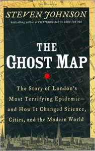 Evening Open Book Club (The Ghost Map by Steven Johnson)