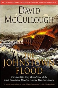 Open Evening Book Club (The Johnstown Flood by David McCullough)