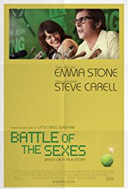 Movie: Battle of the Sexes