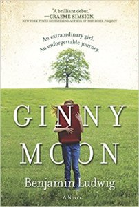 Afternoon Open Book Club (Ginny Moon by Benjamin Ludwig)