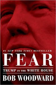 Evening Open Book Club (Fear: Trump in the White House, by Bob Woodward)