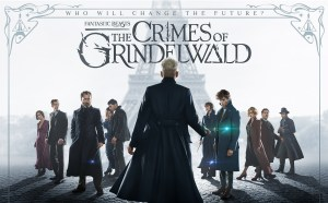 Movie: Fantastic Beasts: The Crimes of Grindelwald