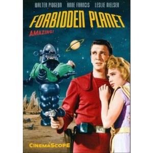 Movie: Forbidden Planet (50s' Movie Matinee)