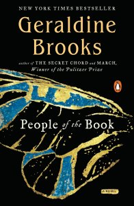Afternoon Open Book Club (People of the Book by Geraldine Brooks)
