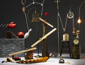 PICK UP: Adventure Lab (Rube Goldberg Machines)