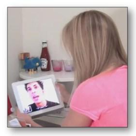 iPad2 FaceTime Test
