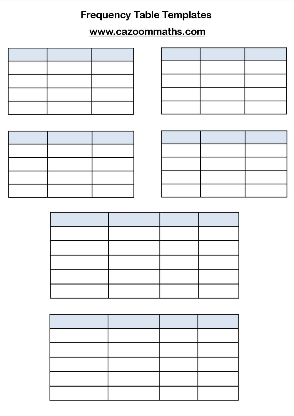 medium resolution of  blank table diagram wiring diagram