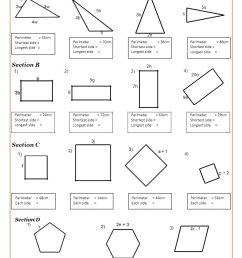 Solving Equations Worksheets PDF   Cazoom Math [ 1262 x 892 Pixel ]
