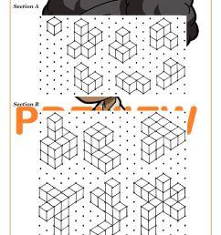 Free 3D Shapes Worksheets   Cazoom Maths [ 1263 x 892 Pixel ]