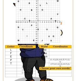 Coordinates Worksheets PDF   3D Coordinates Worksheet [ 1262 x 892 Pixel ]