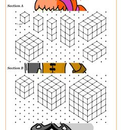 Surface Area and Volume Worksheets   Printable PDF Worksheets [ 1262 x 893 Pixel ]