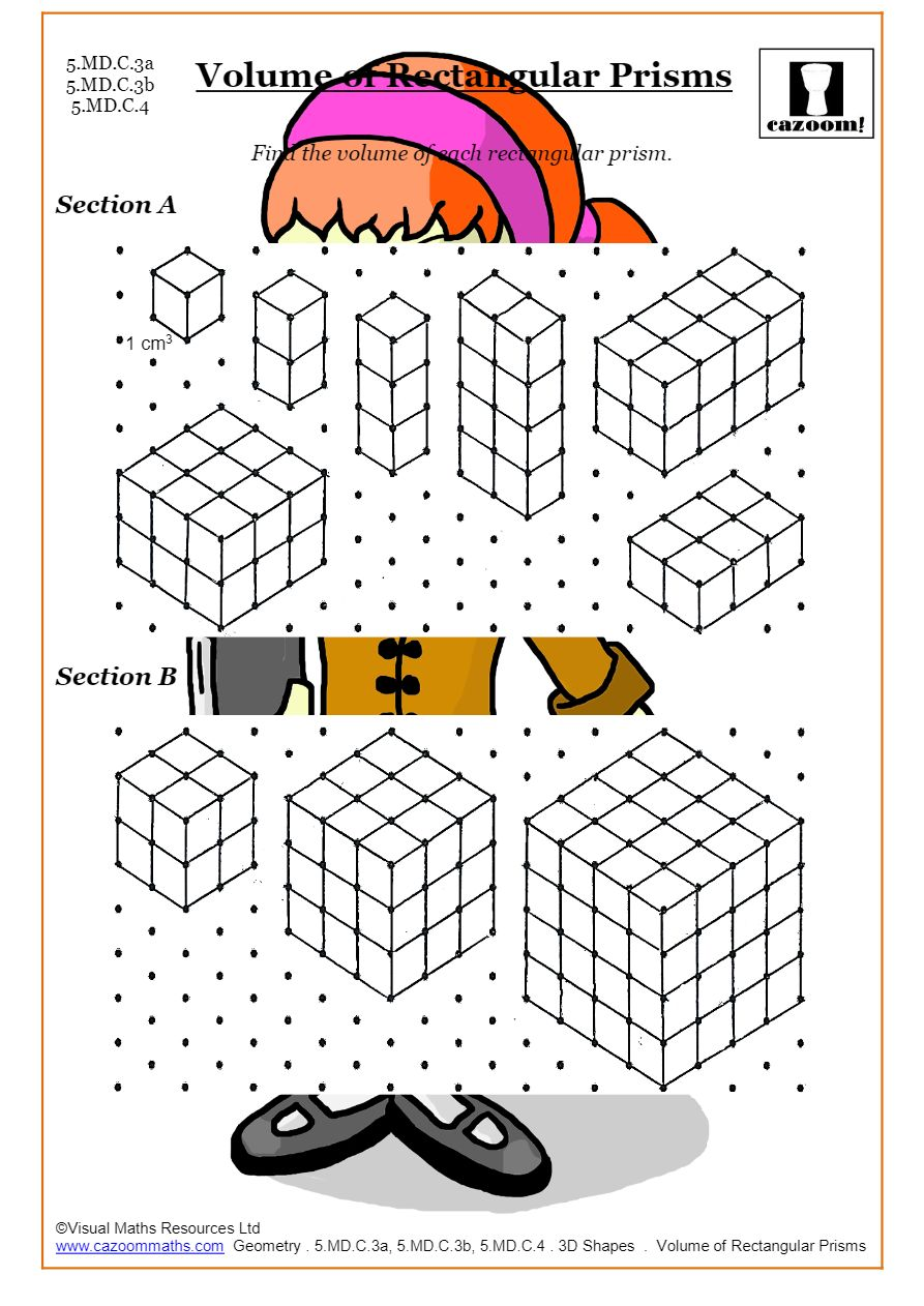medium resolution of Surface Area and Volume Worksheets   Printable PDF Worksheets