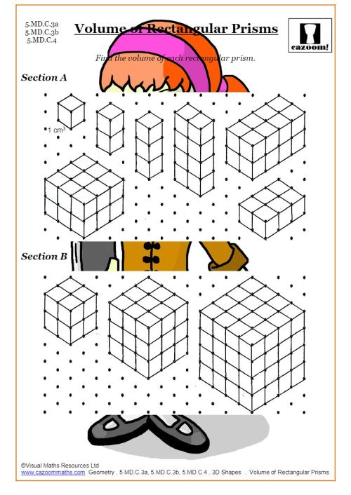 small resolution of Surface Area and Volume Worksheets   Printable PDF Worksheets