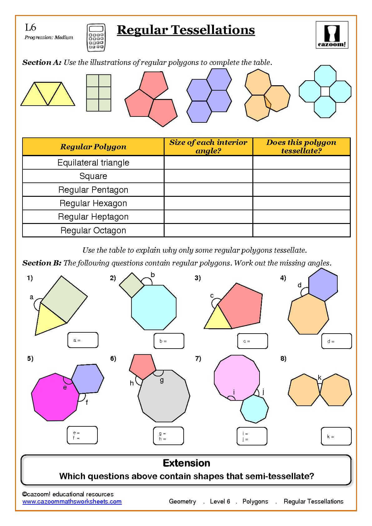 Effective Maths Worksheets