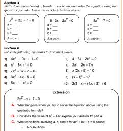 Year 11 Maths Worksheets   Cazoom Maths Worksheets [ 3308 x 2307 Pixel ]