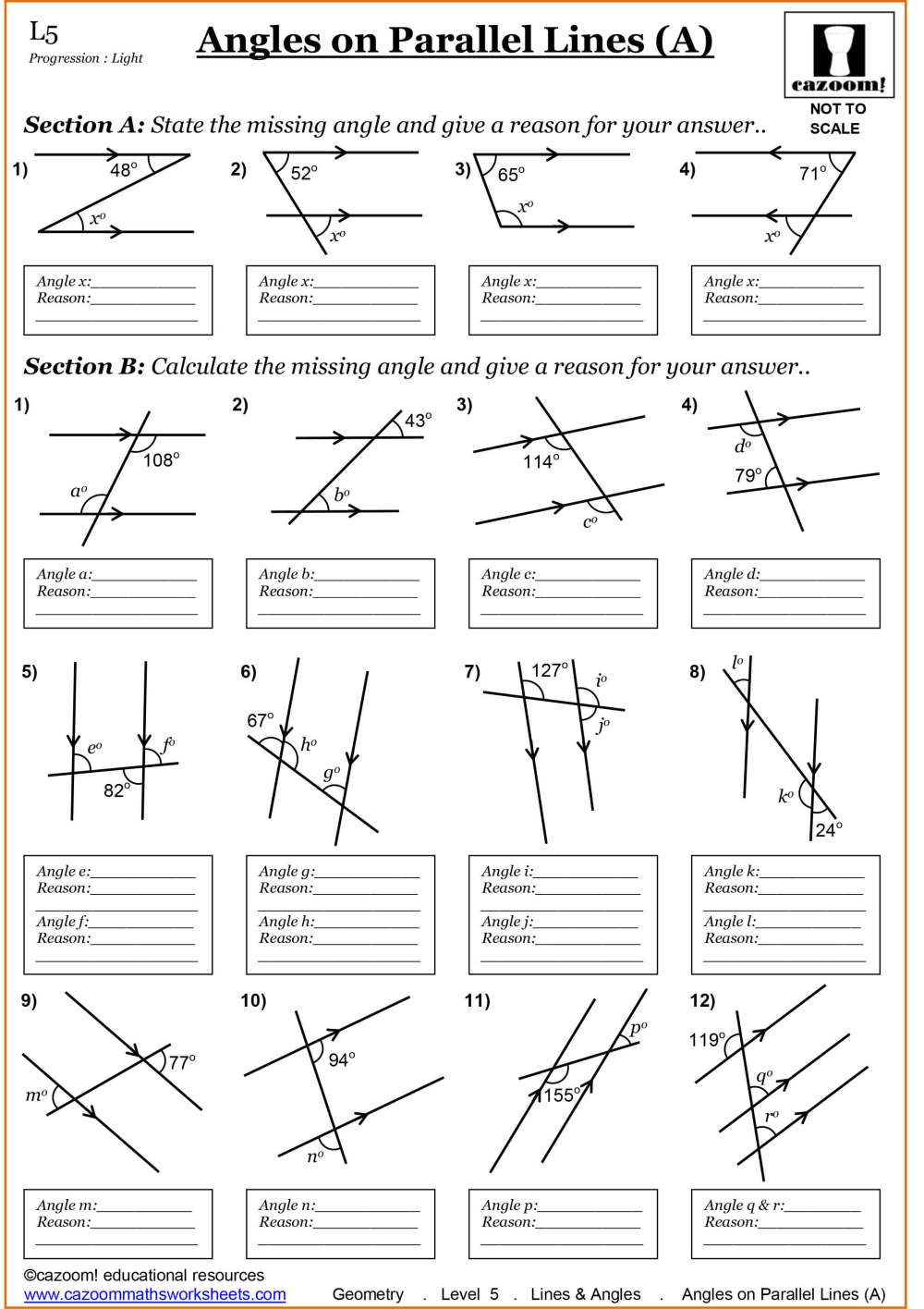 medium resolution of Year 7 Maths Worksheets   Cazoom Maths Worksheets
