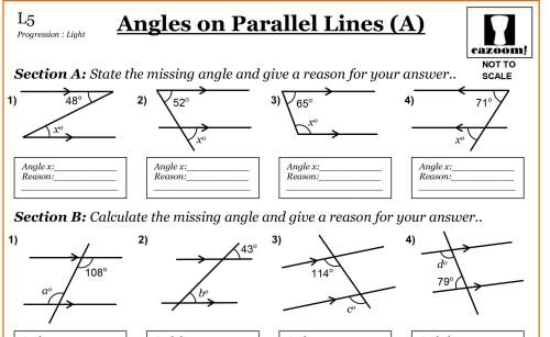 small resolution of year 7 maths worksheets