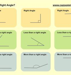 Lines and Angles Worksheets   Cazoom Maths Worksheets [ 800 x 1132 Pixel ]
