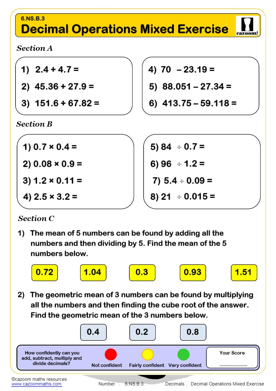 medium resolution of Free math worksheets   Common Core aligned   Printable worksheets