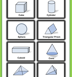 3D Shapes Worksheets - New \u0026 Engaging   Cazoomy [ 3508 x 2480 Pixel ]