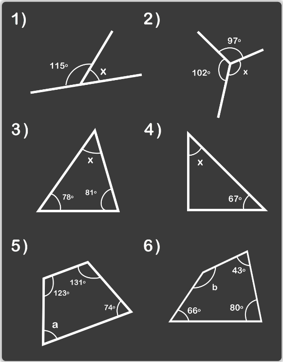 Angles On Parallel Lines Worksheets Cazoomy