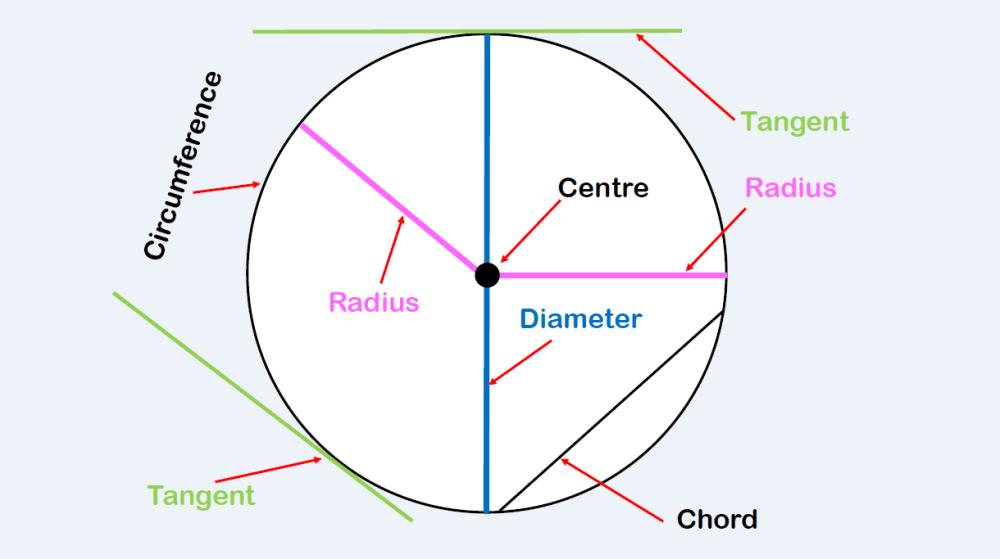 medium resolution of Circles Worksheets - New \u0026 Engaging   Cazoomy