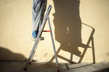 Isósceles, el último escalerero