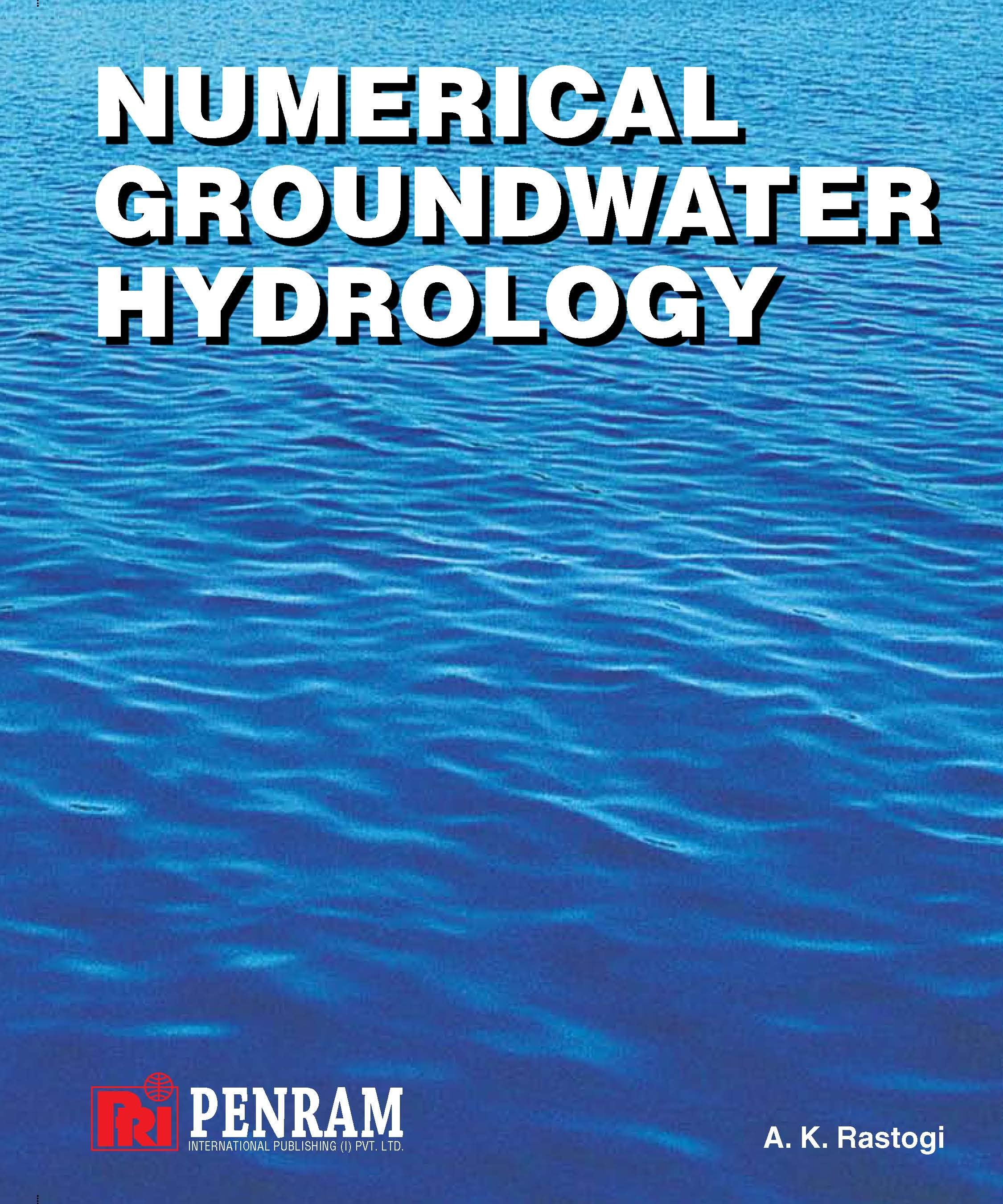 Books  Engineering  Hydrology  Numerical Groundwater Hydrology