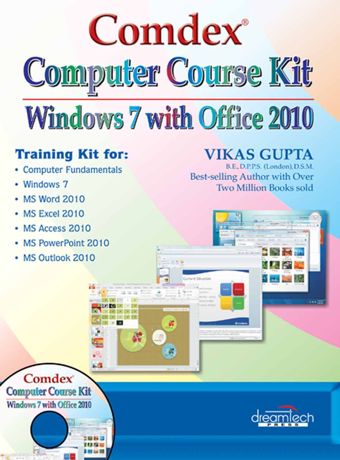 Books  Computer Science  Fundamentals  Comdex Computer Course Kit Windows 7 with Office 2010