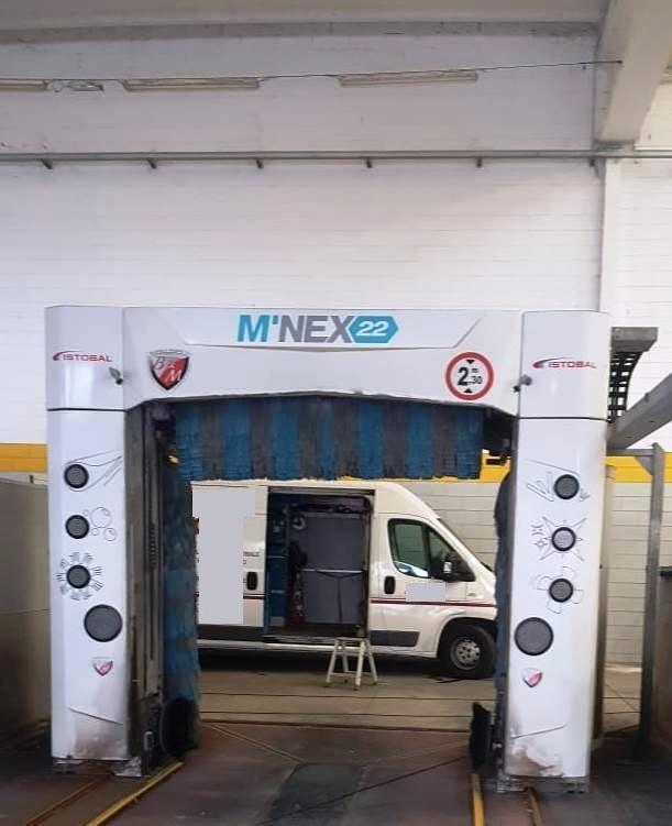 Autolavaggio Istobal M'NEX22