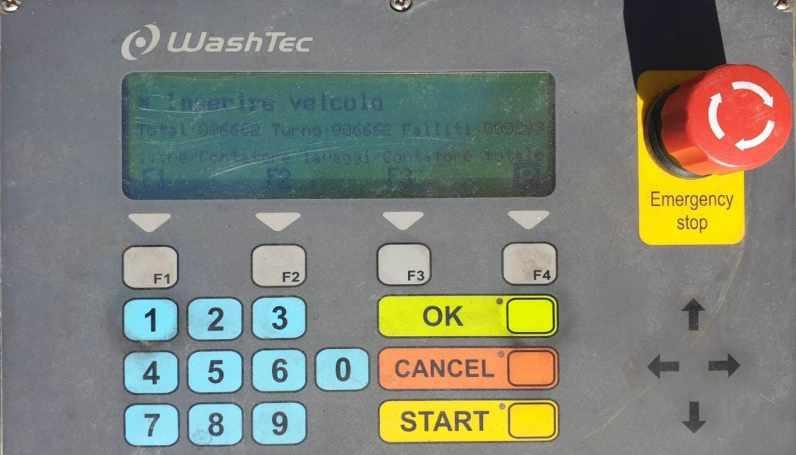 Autolavaggio Washtec EasyWash