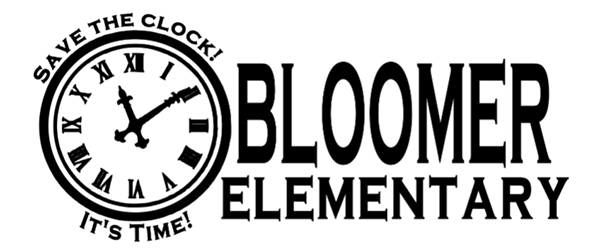 Bloomer Elementary / Bloomer Clock Fundraiser