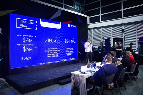 Alibaba Entrepreneurs Fund – INTEPAY. Top 4 of 2019 JUMPSTARTER IdeaPOP   Department of Information Systems   City University of Hong Kong