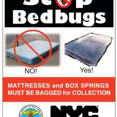 Nyc Sofa Disposal Large Cotton Throws For Sofas The Bug Stops Here Brooklyn Community Board 14