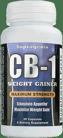 CB-1 Weight Gainer Bottle