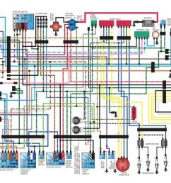 cb900f wiring diagram wiring diagram priv honda 919 wiring diagram [ 1205 x 852 Pixel ]