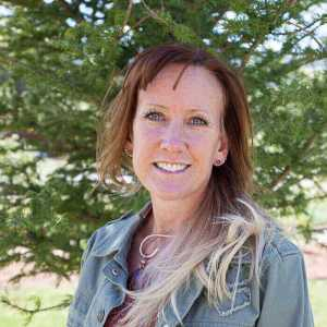 Beth Sahd Angel Fire real estate office manager