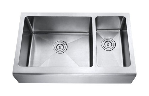 33 inch stainless steel smooth flat